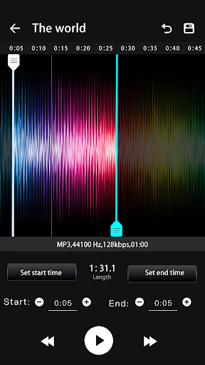 Music Player - Audio Player & Music Equalizer android2mod screenshots 5