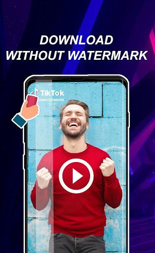 Video Downloader for TikTok - No Watermark SaveTik 4.8 Screenshots 1