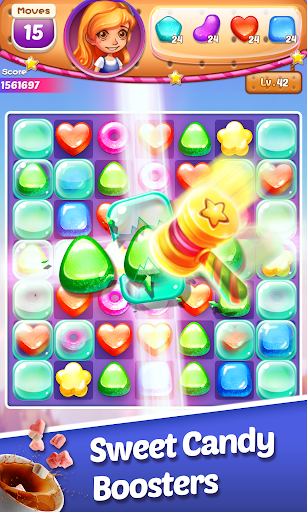 Sweet Cookie -2021 Match Puzzle Free Game  screenshots 4