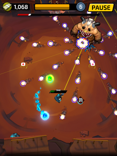 Impossible Space - A Hero In Space screenshots 14