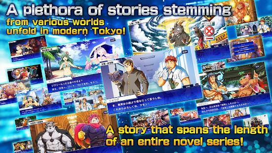 Tokyo Afterschool Summoners 4.15.2 Screenshots 3