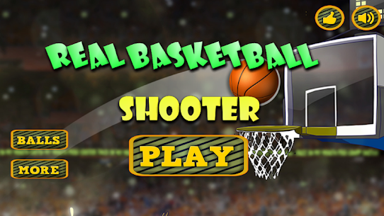 Real Basketball Shooter  For Pc – Free Download In Windows 7/8/10 & Mac 1