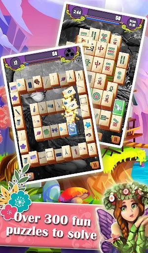 Mahjong Magic Lands: Fairy King's Quest Apkfinish screenshots 11