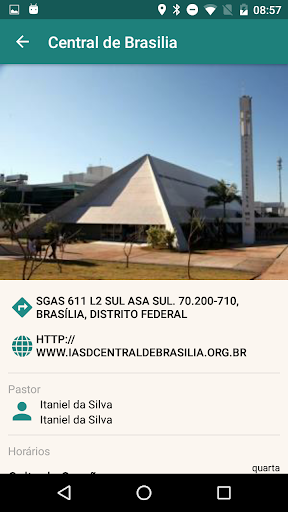 Foto do Finding Churches