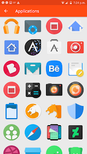 Fabulous Icon Pack Patched APK 5