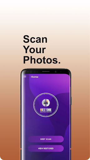 Restore My All Deleted Photos 2.3 screenshots 2