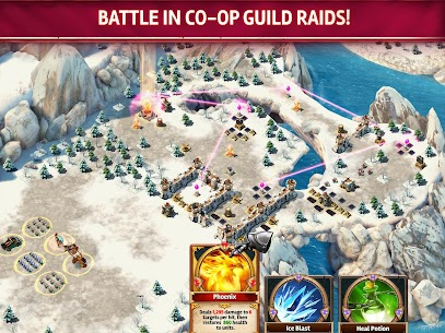 Download Siegefall siege defeat strategy game for Android + Data 4