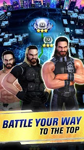 WWE Champions 2021 Mod Apk (High Damage/No Skill CD) 6