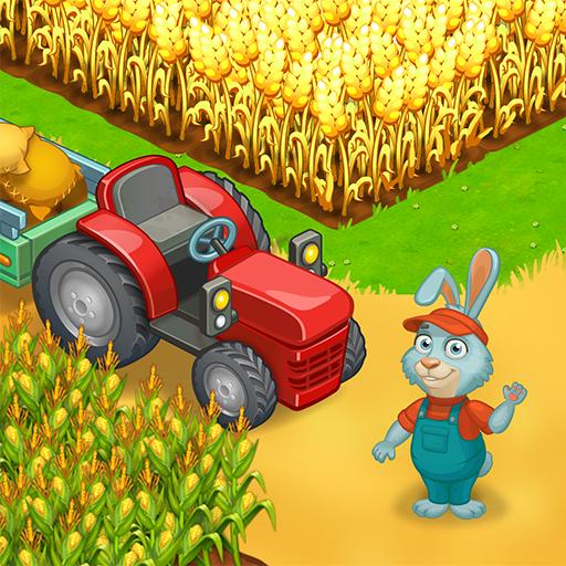 Baixar Farm Zoo: Happy Day in Animal Village and Pet City para Android