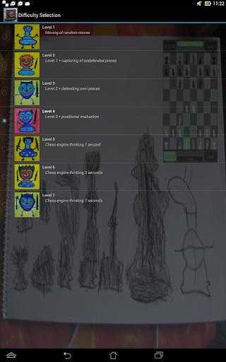 Chess Art for Kids: Kindergarten to Grandmaster screenshots 11