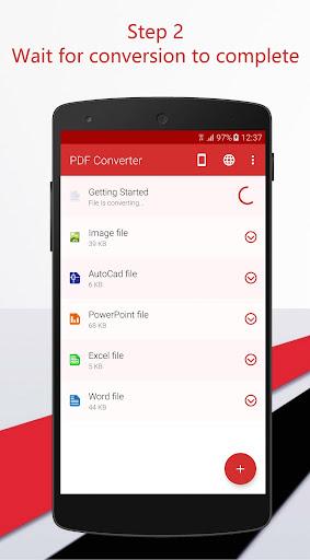 PDF Converter  Screenshots 4