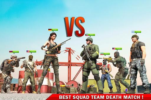 Modern FPS Shooting Strike: Counter Terrorist Game 2.9 screenshots 5