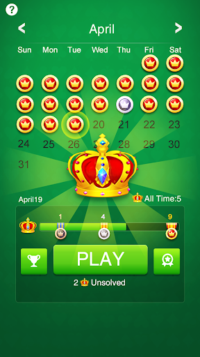 Solitaire: Daily Challenges  screenshots 9