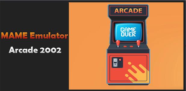 Free MAME Emulator – Arcade 2002 NEW 2021 **** 4