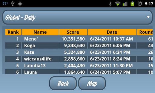 Syrious Scrambleu00ae Free apkpoly screenshots 7