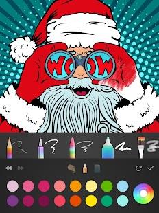 2021  Christmas Coloring Book Screenshot