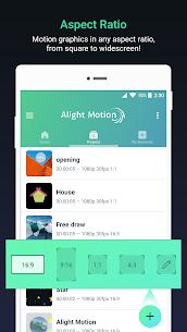 Alight Motion Pro 3.6.2 Apk Mod (Unlocked) 4