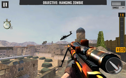 Sniper Zombies: Offline Games 3D apkmr screenshots 6