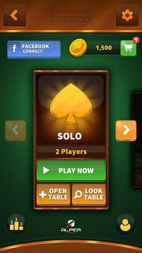 Spades -Batak HD Online 48 Screenshots 3