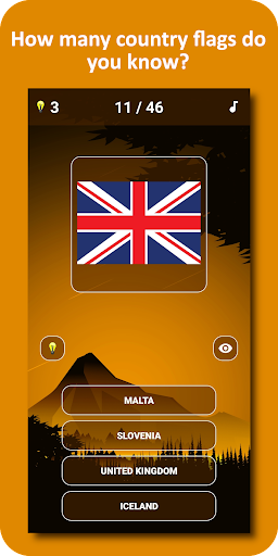 Country Flags and Capital Cities Quiz screenshots 1