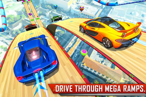 Mega Ramp Car Stunt Games 3d  screenshots 2