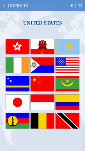 The Flags of the World u2013 World Flags Quiz Apkfinish screenshots 22