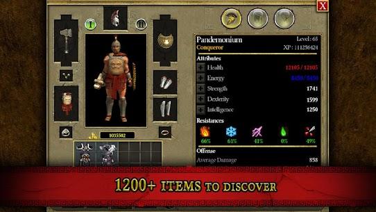 Titan Quest MOD (Unlimited Money/Points/Skills) 5