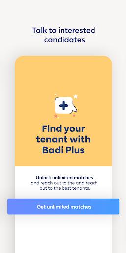 Badi u2013 Rent your Room or Apartment android2mod screenshots 3