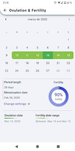 My Pregnancy Tracker Week by Week + Due Date 2.0.36 Screenshots 8