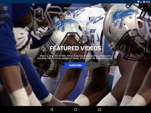 NFL Game Pass International 1.9.1 Screenshots 4