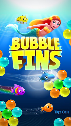 Bubble Fins - Bubble Shooter 5.4.2 screenshots 1