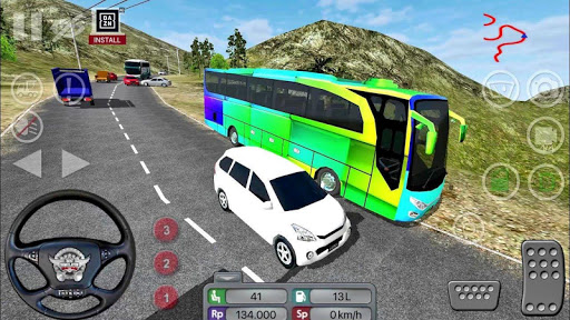 Public Coach Bus Driving Sim : New Bus Games 2020 1.0 screenshots 2
