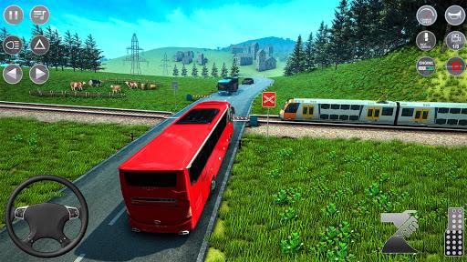 City Coach Bus Driving Simulator: Free Bus Game 21 APK MOD Download 1