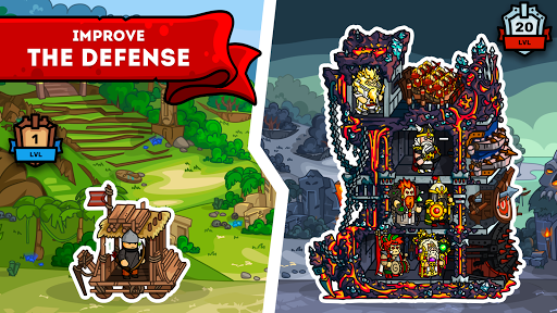 Towerlands - strategy of tower defense  Screenshots 2