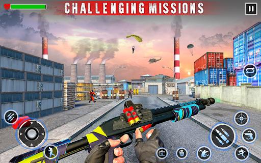 Modern Commando Secret Mission - FPS Shooting Game 1.0 screenshots 5