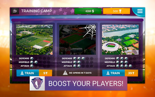Women's Soccer Manager (WSM) - Football Management  screenshots 7