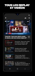 RMC ud83cudf99ufe0fInfo et Foot en direct - Radio & Podcast 7.5.3 APK screenshots 7