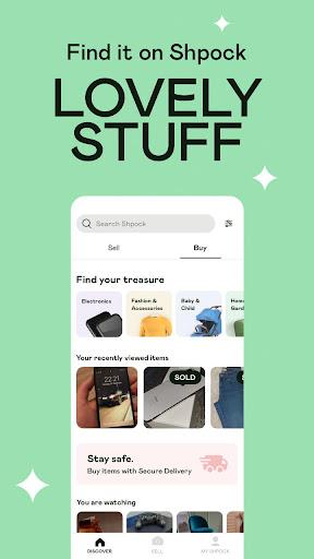 Shpock | The Joy of Selling. Buy, Sell & Shopping 8.22.3 Screenshots 7