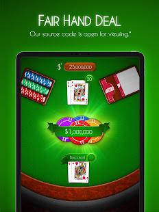 Blackjack! u2660ufe0f Free Black Jack Casino Card Game screenshots 7