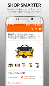 The Home Depot Apk Download 3