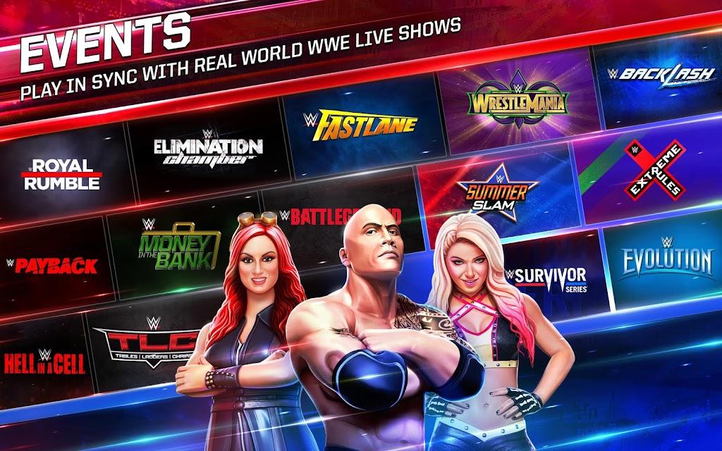 WWE Mayhem poster 12