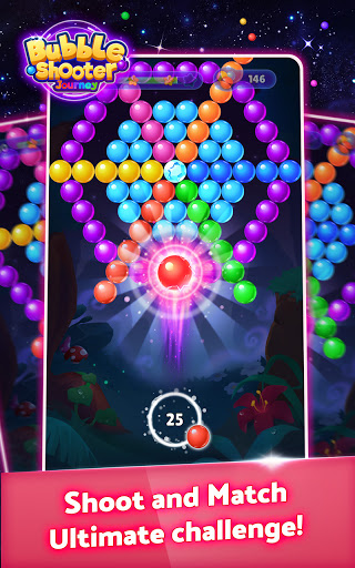 Bubble Shooter Journey  screenshots 8