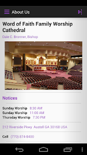 Word of Faith - Bishop Bronner