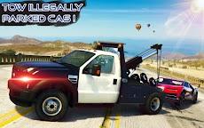 US Police Tow Truck Transport  Simulator Game 2019のおすすめ画像1