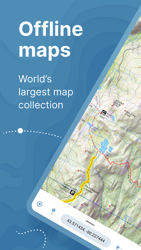 Avenza Maps: Offline Mapping  Screenshots 1