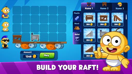 Raft Wars  screenshots 2