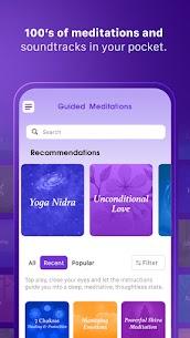 Sattva –  Meditation App Mod Apk v9.0.2 (Subscribed) 1