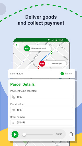 Bykea - Bike Taxi, Delivery & Payments android2mod screenshots 4