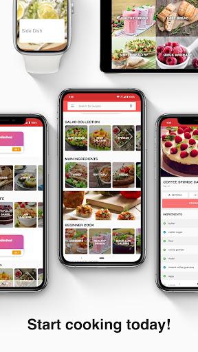 Foto do Diabetic Recipes app