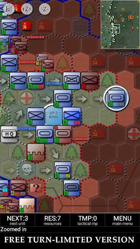 Battle of Moscow 1941 (free) by Joni Nuutinen 4.4.0.0 screenshots 2
